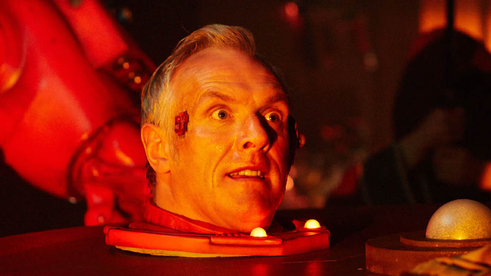 Doctor Who The Husbands of River Song King Hydroflax (GREG DAVIES)