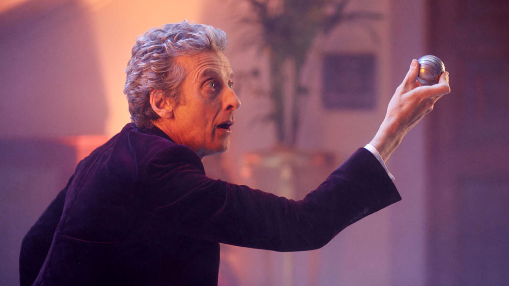Doctor Who The Husbands of River Song Peter Capaldi Twelfth