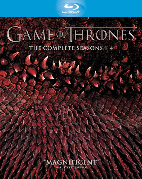 game of thrones 1 4 blu