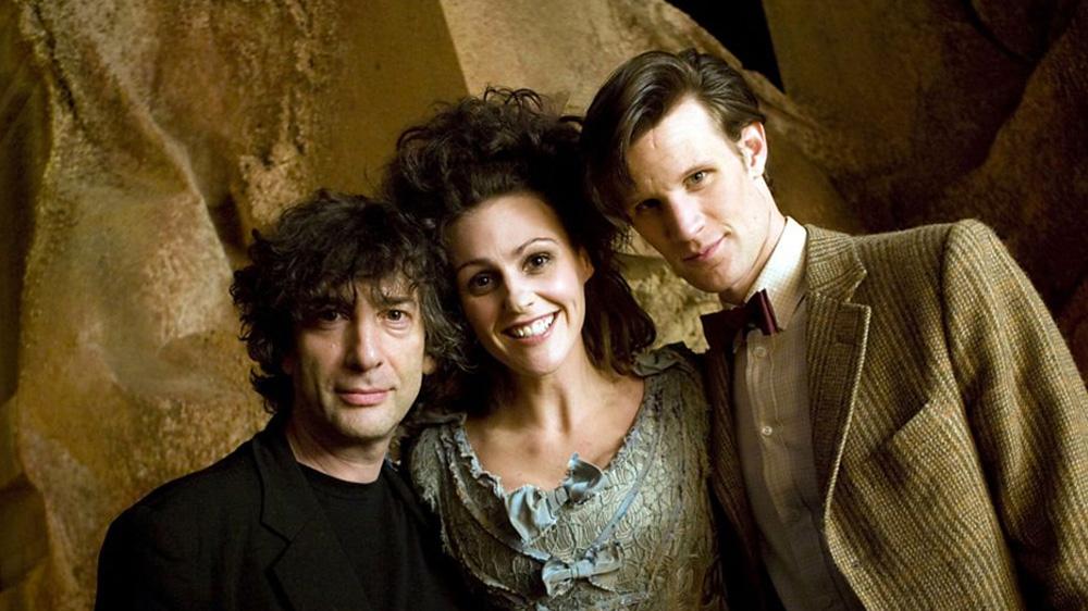 Doctor Who Neil Gaiman Surrane Jones the Doctor's Wife
