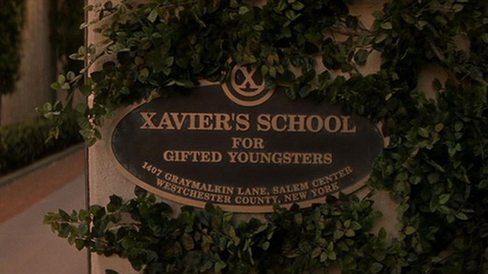 X-men school