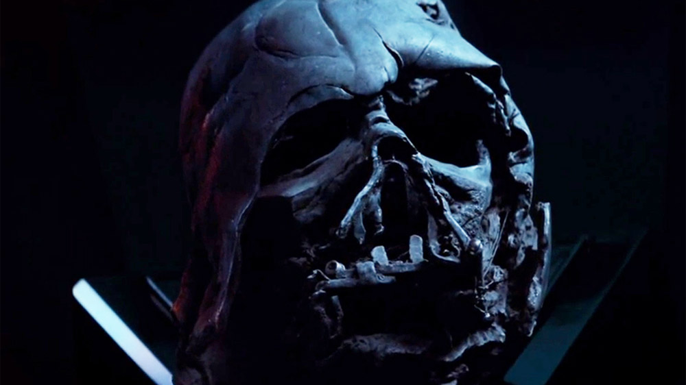 Star Wars: The Force Awakens Darth Vader mask