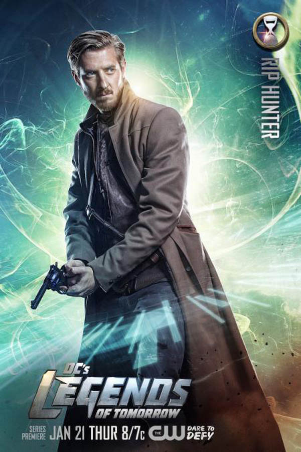 Arthur Darvill Legends of Tomorrow