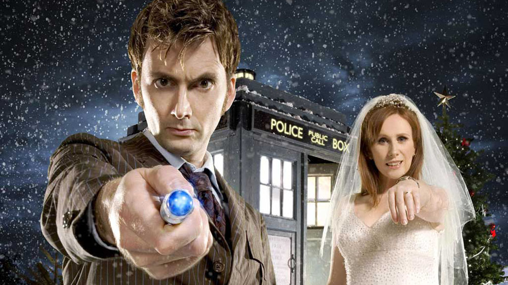 Doctor Who The Runaway Bride Donna Catherine tate