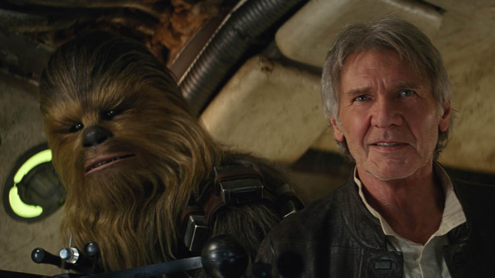 Star Wars: The Force Awakens Harrison Ford