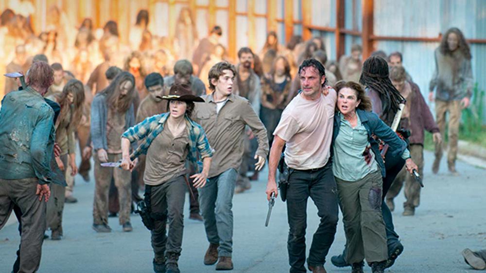 The Walking Dead 6 8