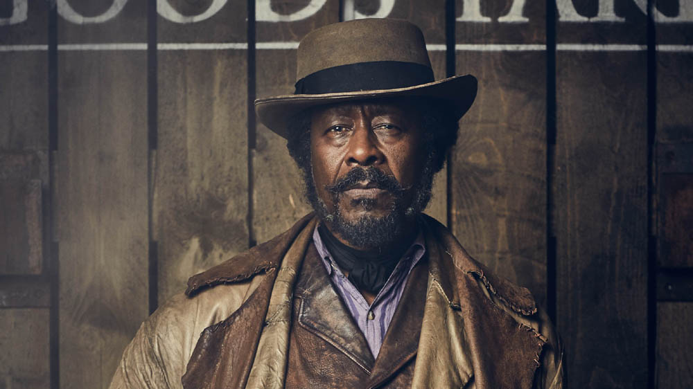 JERICHO CLARKE PETERS as Coates