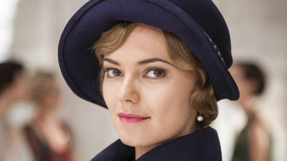 MR SELFRIDGE 4 6 KARA TOINTON as Rosalie selfridge