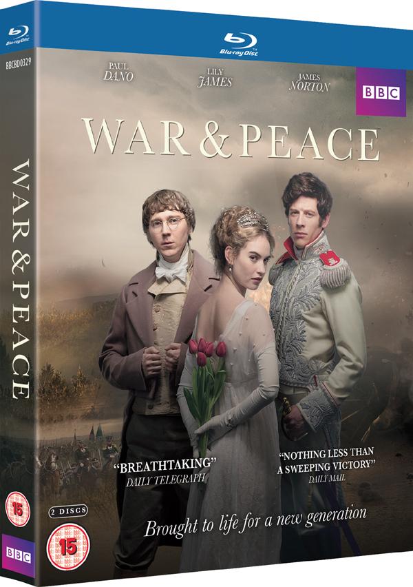 War And peace blu