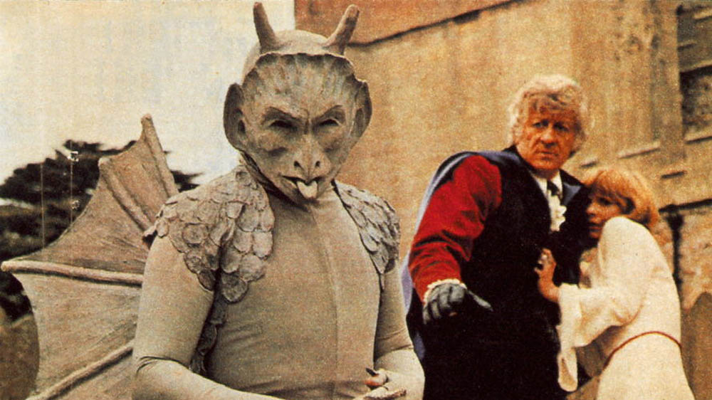 Doctor Who The Daemons