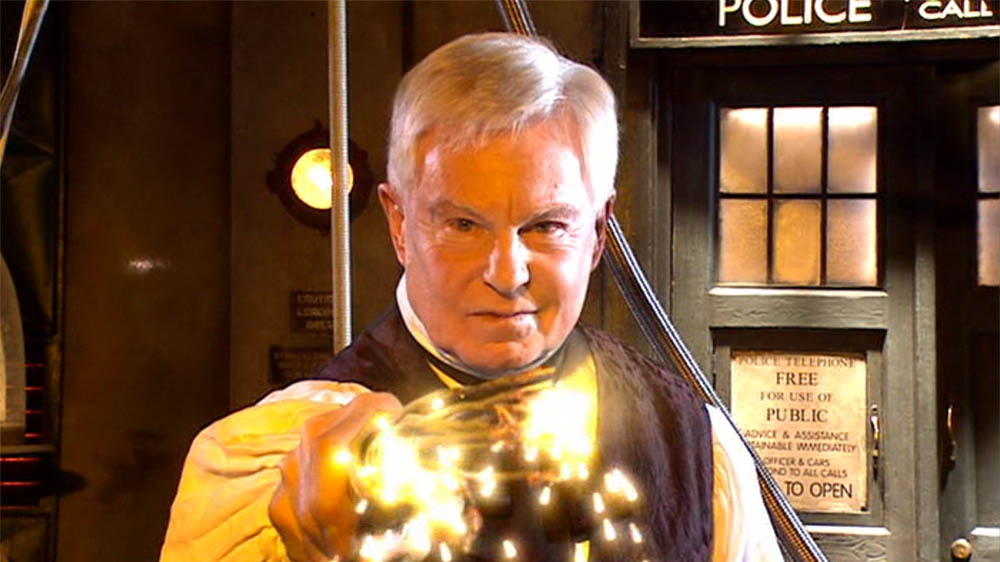 Doctor Who Derek Jacobi Utopia The Master