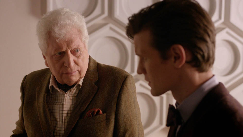 Tom Baker the Day of the Doctor Doctor Who