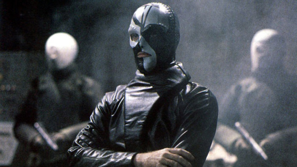 Sharaz Jek Doctor Who The Caves of Androzani