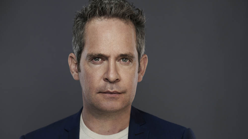 The Night Manager Corkoran (TOM HOLLANDER)