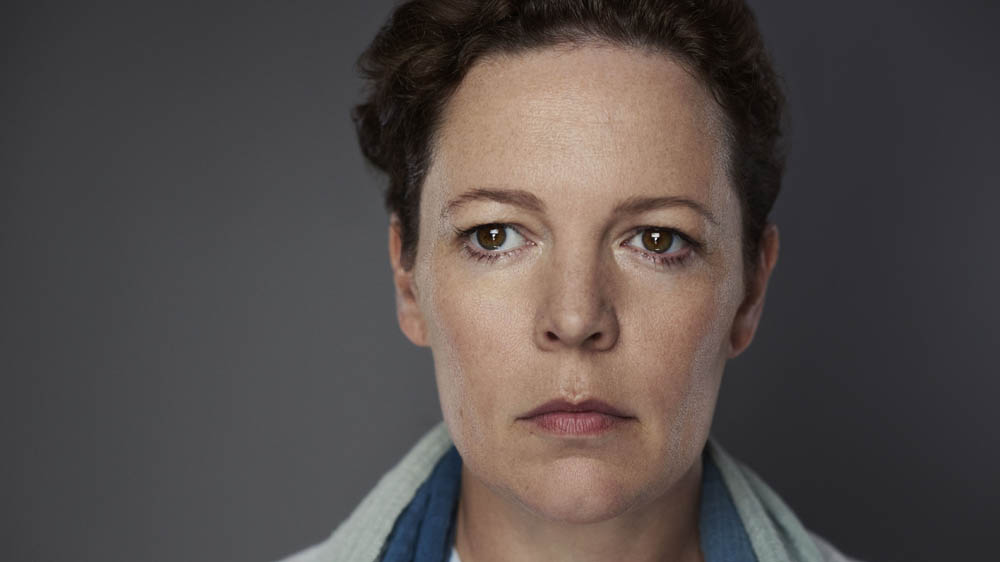 The Night Manager Burr (OLIVIA COLMAN)