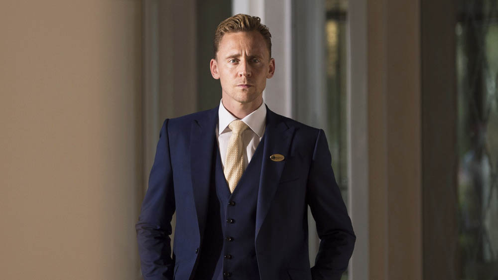 The Night Manager 1 Jonathan Pine (TOM HIDDLESTON)