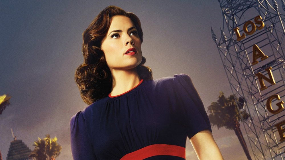 HAYLEY ATWELL Agent Carter 2