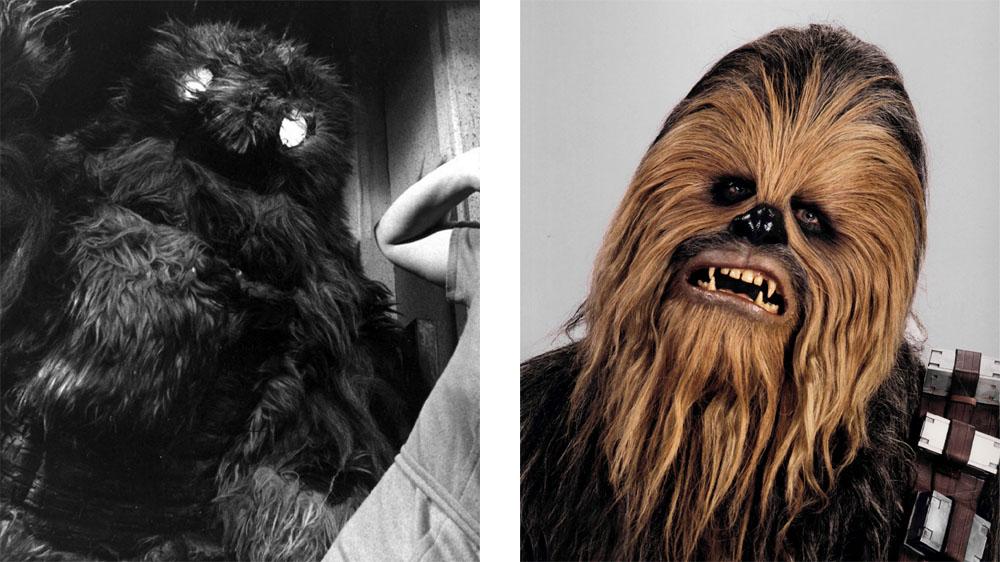 Chewbacca vs The Robot Yeti