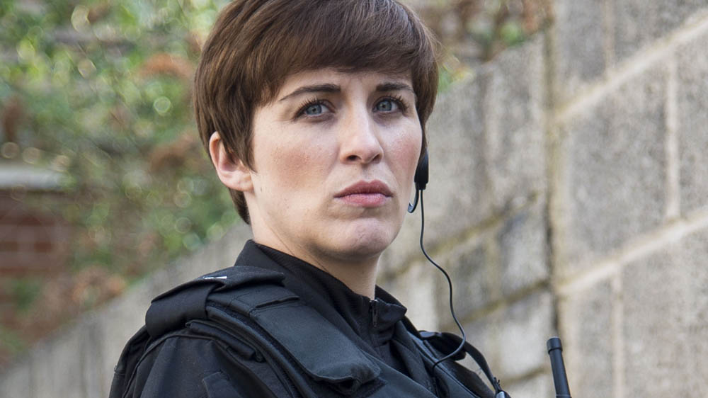 Line of Duty 3 Kate Fleming (VICKY McCLURE)