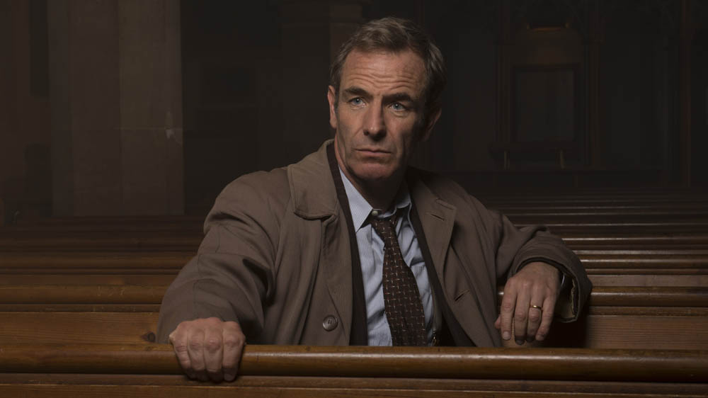 GRANTCHESTER 2 ROBSON GREEN as Geordie Keating