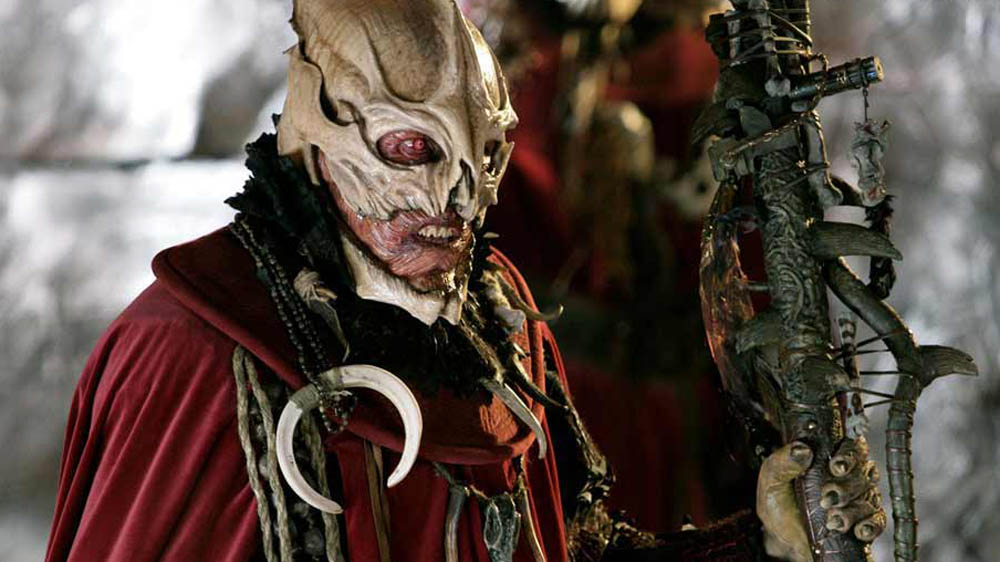 Doctor Who sycorax