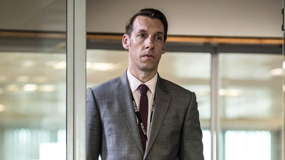 Line of Duty 3 4 Matthew 'Dot' Cottan (CRAIG PARKINSON)