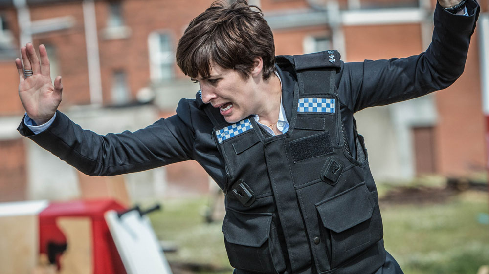 Line of Duty 6 Kate Fleming (VICKY McCLURE)