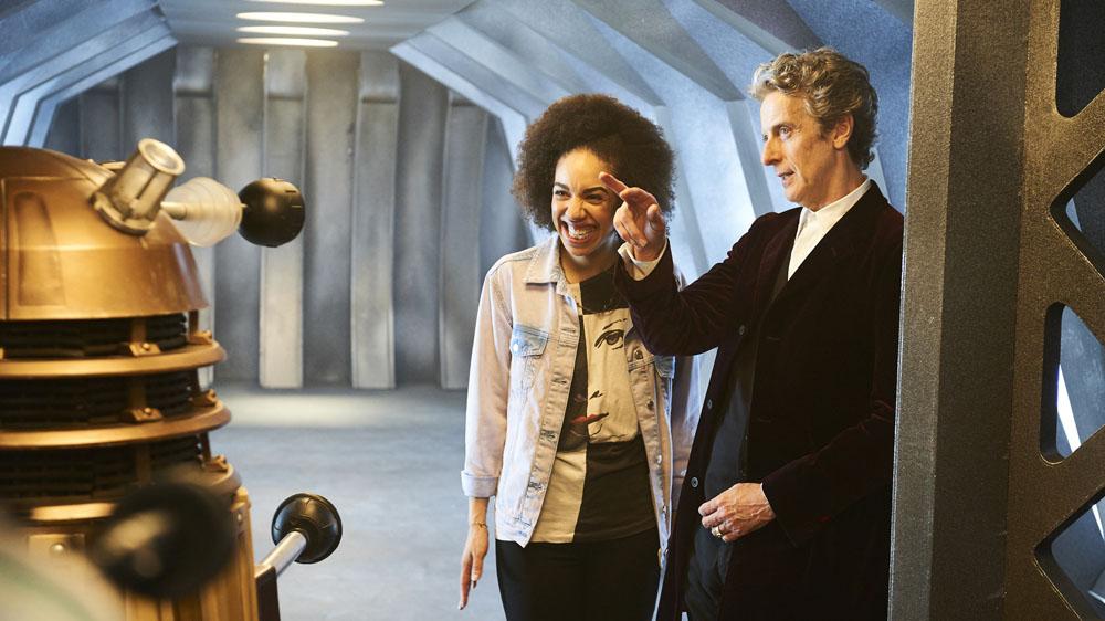 Doctor Who Pearl Mackie Peter Capaldi Bill Twelfth