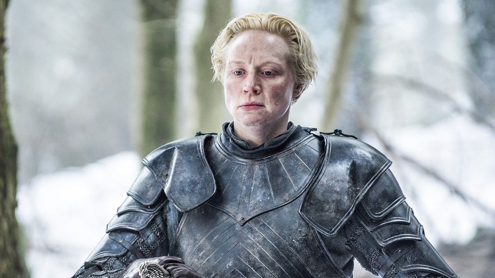 game of thrones 6 1 the red woman brienne