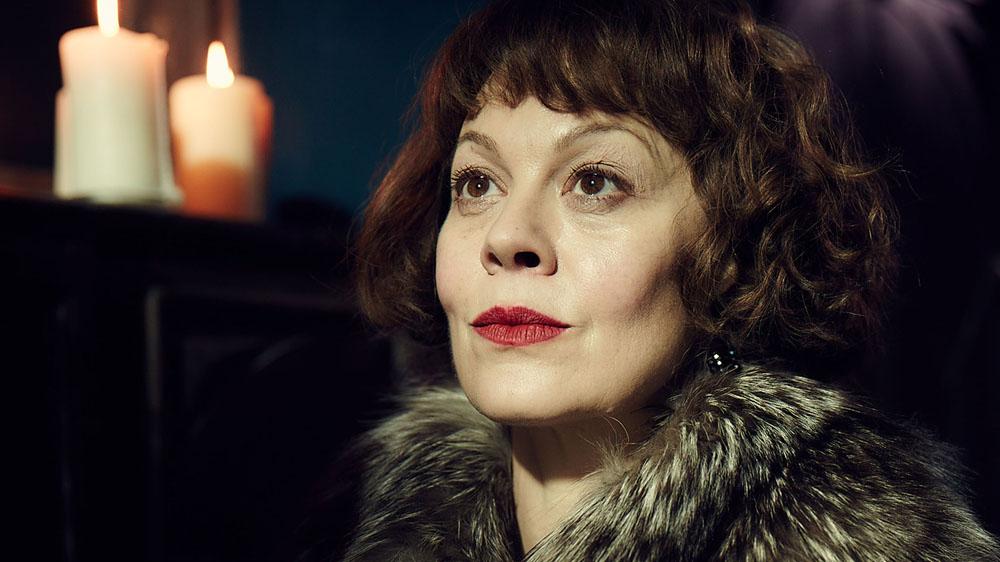 Peaky Blinders 3 1  Aunt Polly Gray (Helen McCrory)