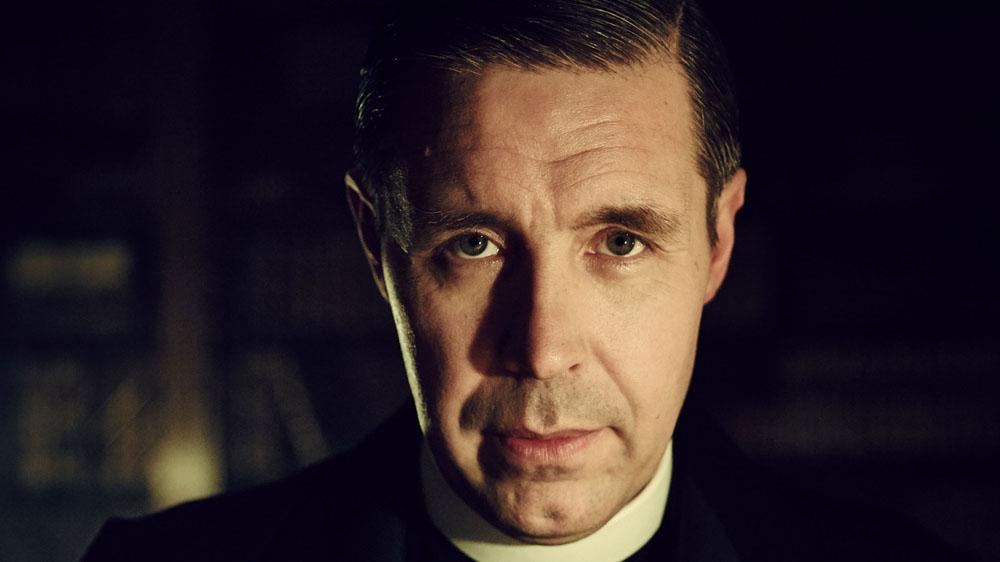 Peaky Blinders 3 3 Father John Hughes (Paddy Considine)