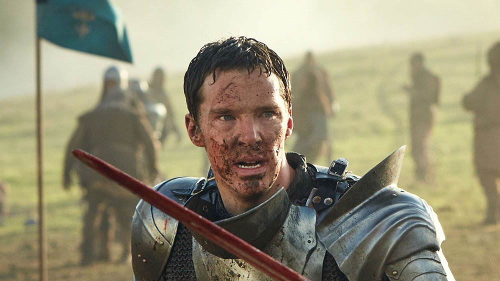 The Hollow Crown Benedict Cumberbatch