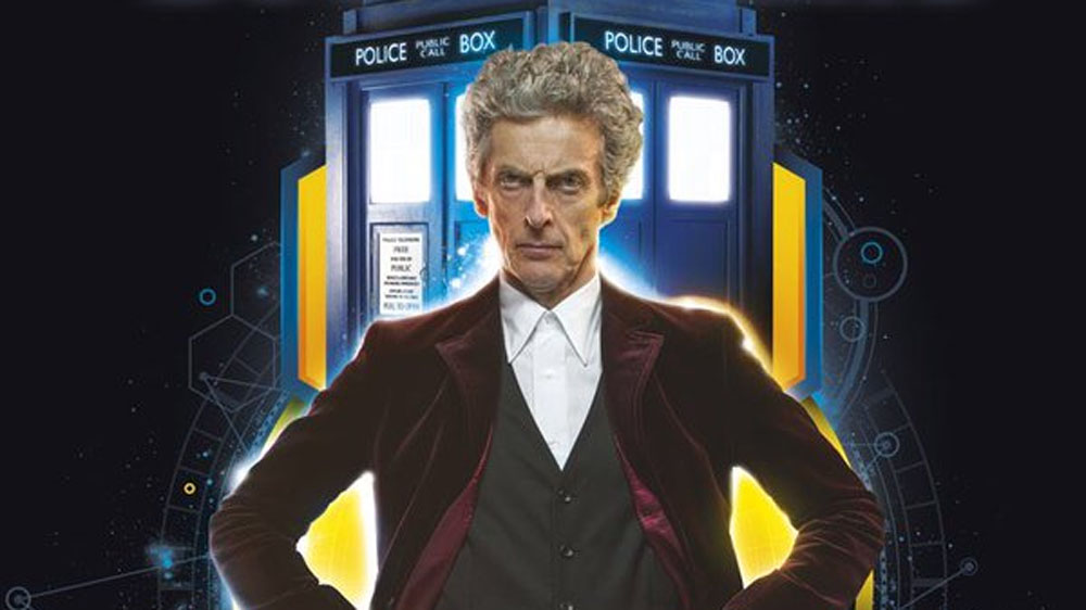 Doctor Who Peter Capaldi Twelfth