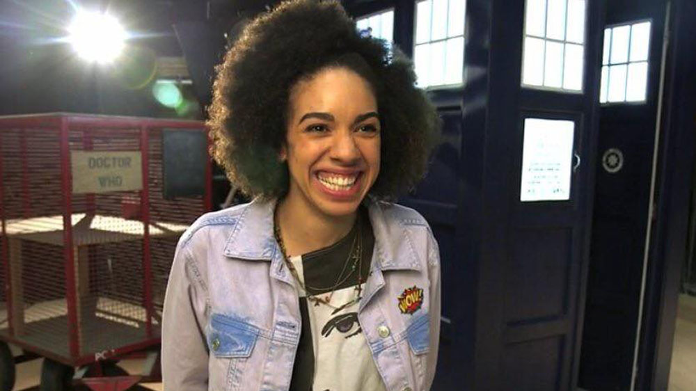 Doctor Who Bill Pearl Mackie