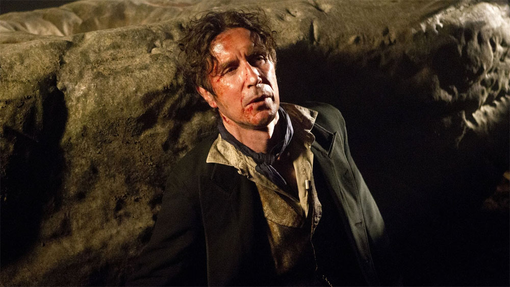 Doctor Who Paul McGann Eighth Doctor Night of the Doctor