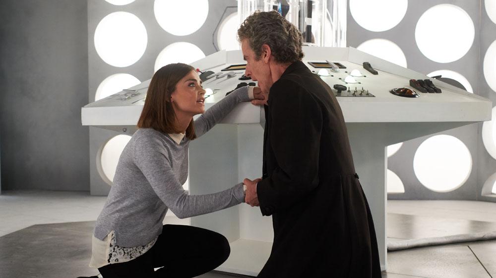Doctor Who Hell Bent barn