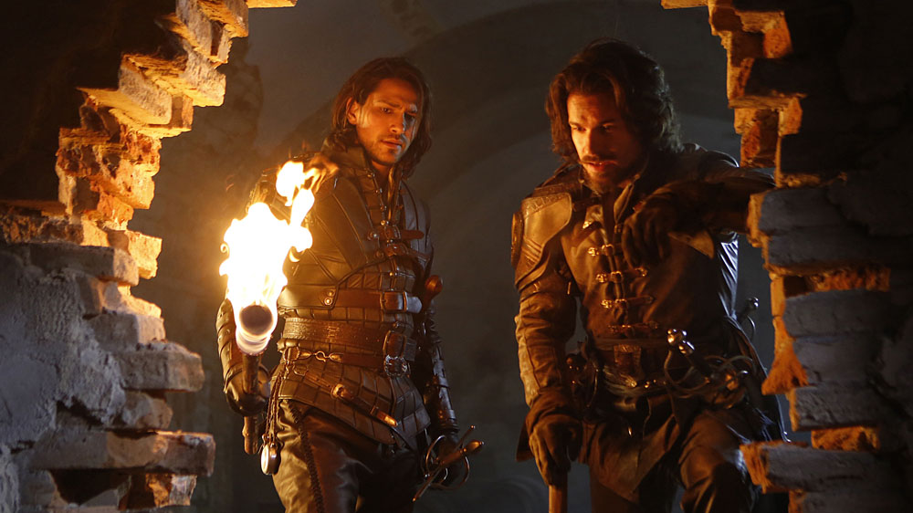 The Musketeers 3 3