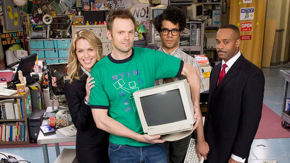 The IT Crowd US