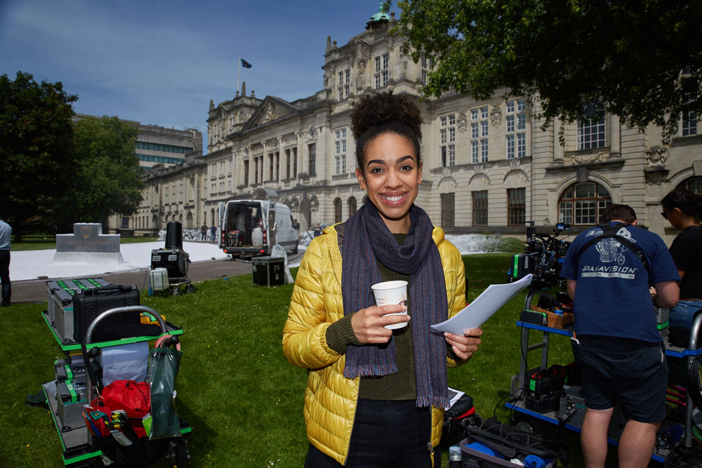 Doctor Who 10 1 Pearl Mackie Bill