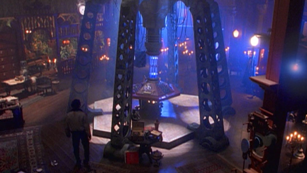 Doctor Who TV Movie TARDIS