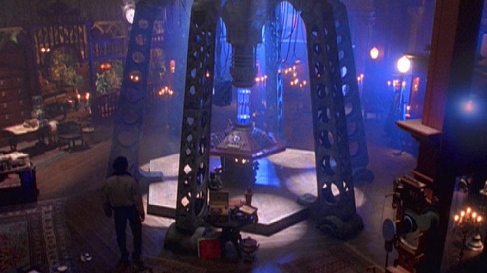 Doctor Who TV Movie TARDIS