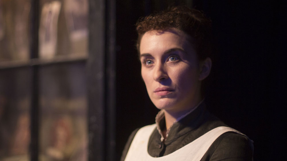 The Secret Agent 1 1 Winnie (Vicky McClure) -
