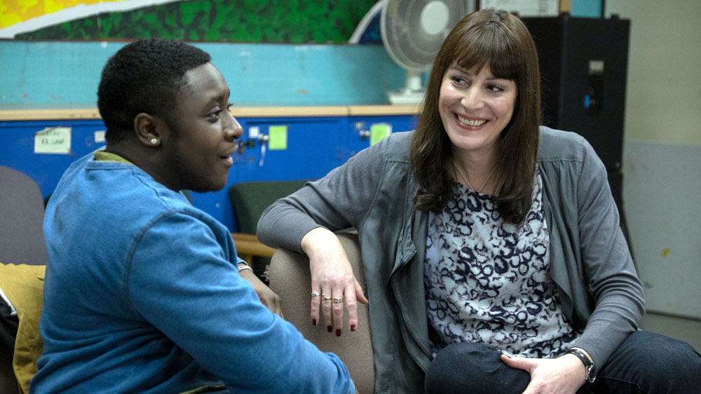 "bbc2 boy meets girl cast He takes on the enormous topic relationships and singleness in the six part series called ""boy meets girl"" imdb movies, tv & celebrities:."