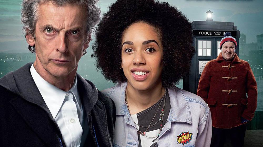 Doctor Who 10 Pearl Mackie Peter Capaldi Bill Twelfth Matt Lucas Nardole