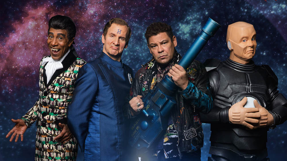 Red Dwarf 11 cast