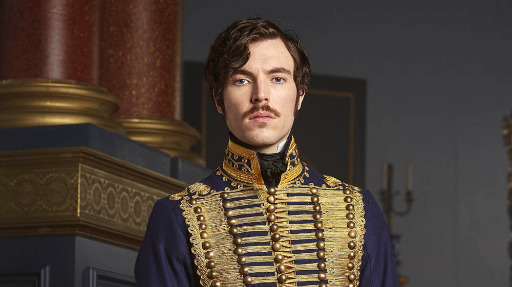 VICTORIA TOM HUGHES as Albert