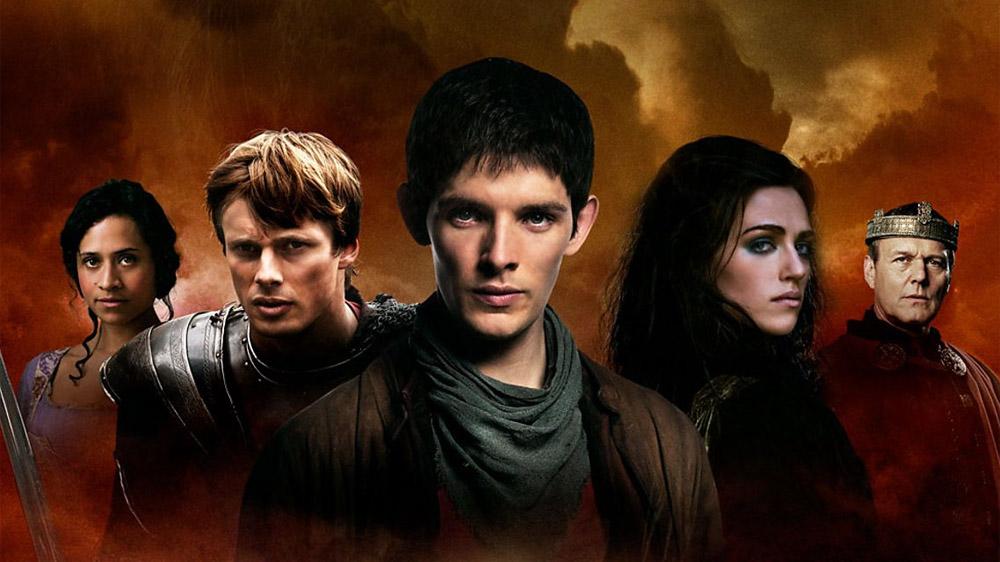 Merlin cast