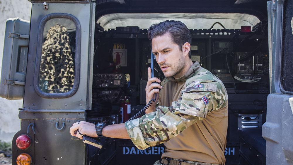Our Girl 2 2 Captain James (BEN ALDRIDGE)