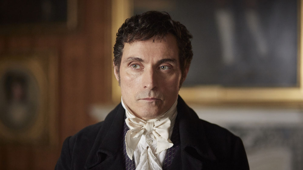 VICTORIA 1 4  RUFUS SEWELL  as Melbourne.