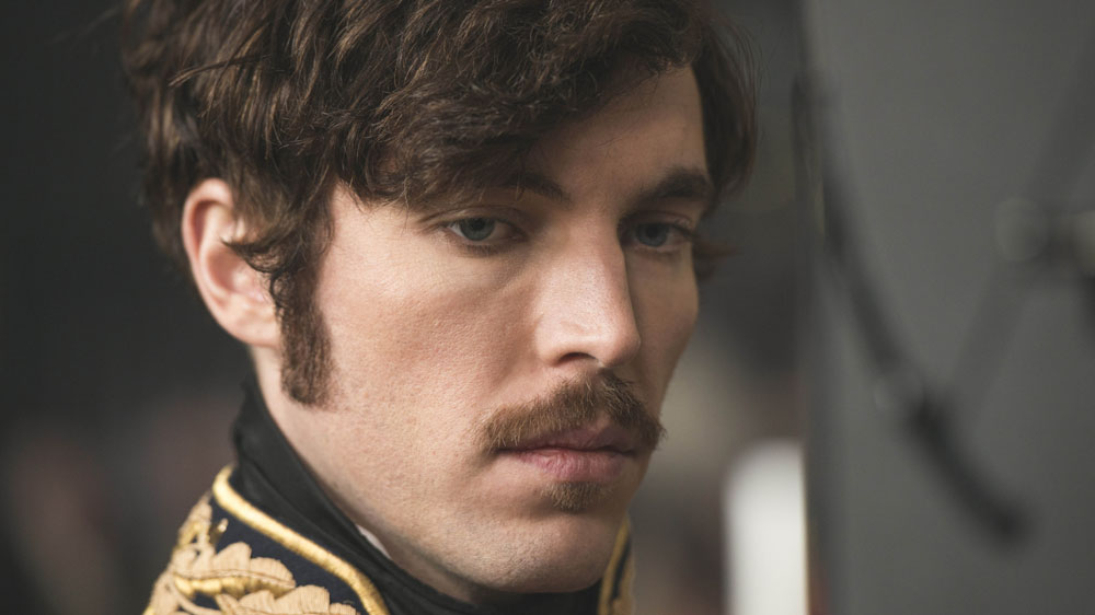 VICTORIA 1 4 TOM HUGHES as Albert.